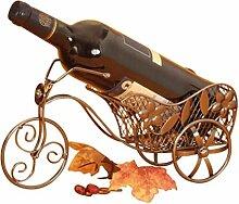 Flaschenhalter Fahrrad Rikscha Metall