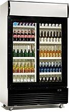 Flaschenkühlschrank 1000 Liter Kühlschrank