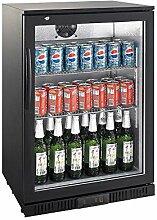Flaschenkühlschrank 138 L Getränkekühlschrank