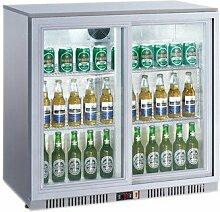 Flaschenkühlschrank, 208 L, 900 x 520 x 900 mm, 230 W,