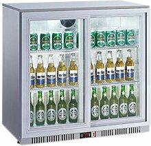 Flaschenkühlschrank 208 Liter