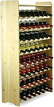 Flaschenregal Weinschrank Weinständer Weinregal