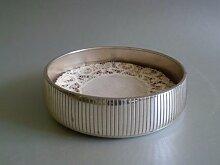 Flaschenuntersetzer Silber 925 Sterling