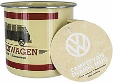 Flashpoint 510397 VW Campervan Emaille Becher