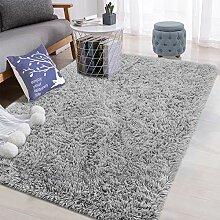 Flauschiger weicher Kinderzimmer-Teppich für