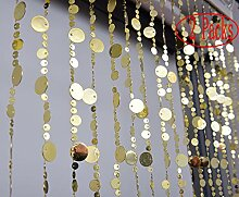 FlavorThings Perlenvorhang Gold-2er-Pack