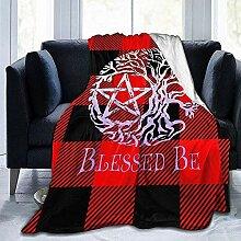 Fleece Blanket Wiccan \U0026 Pagan Sacred Hotel