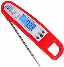 Fleisch-Thermometer, Digital-Sofortiges Gelesenes