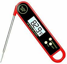 Fleischthermometer Geschwindigkeit Thermometer ist