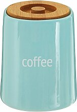 Fletcher Premier Housewares Kaffeedose, Blau