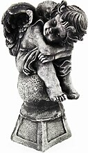 Fleur de Lis Garden Ornaments LLC Statue Engel auf