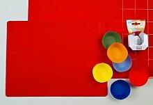 Flex Red XL Ausrollmatte 60x40