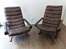 Flex Sessel mit hoher Rückenlehne von Ingmar