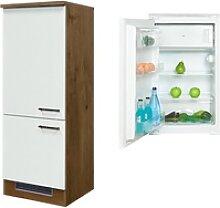 Flex-Well Exclusiv Kühlschrank-Einbauschrank