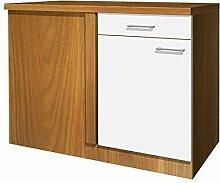 Flex-Well Küchen-Eckunterschrank COSMO -