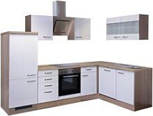 Flex-Well Winkelküche Florenz, mit E-Geräten,