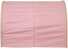 FLEXA BASIC Betttunnel Rosa für Kinderbett