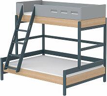 Flexa Etagenbett ´´Popsicle´´ aus Holz mit