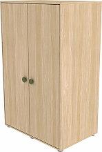 Flexa Kinder-Schrank ´´Popsicle´´ aus Holz mit