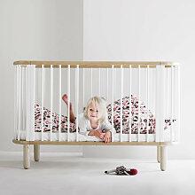 Flexa mitwachsendes Baby- & Kinderbett aus
