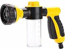 Flexible Erweiterung Gartenschlauch Sprayer 8