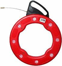 Flexibler Kabelkanal für Fische, 30 m, Nylon