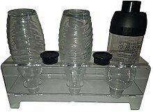 flexiPLEX bottleDRY Triple aus PLEXIGLAS®