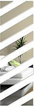 FLEXISTYLE Dekorativer Spiegel Stripes, Modernes