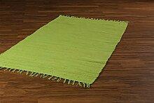 Flickenteppich Wohnzimmerteppich Handwebteppich