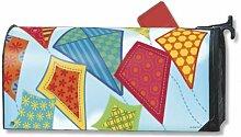Fliegende Drachen Briefkastenabdeckung # 02033