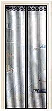 Fliegengitter BalkontüR Insektenschutz Magnet