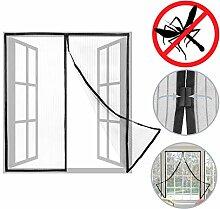 Fliegengitter Fenster 130 x 150 cm mit