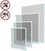 Fliegengitter Fenster, 80 * 100 Fliegengitter