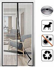 Fliegengitter Magnet Balkontür, Moskitonetze Für