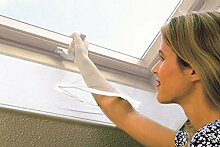 Fliegengitter selbstklebend, Dachfenster mit