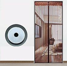 Fliegengitter Tür Insektenschutz Magnet