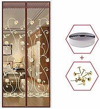 Fliegengitter Tür Magnetvorhang - Insektenschutz