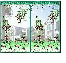 Fliegengitter Tür Sommer Fenster Bildschirme,