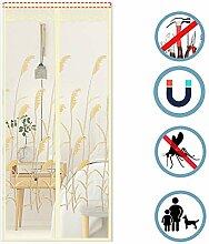 Fliegengitter Vorhang Für Türen, Energie Sparen