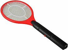 Fliegenklatsche elektrisch 46cm batteriebetrieben Fliegenfänger Insektenschutz