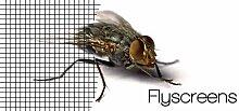 Fliegennetz, Fliegengitter Insektenschutz, Alu