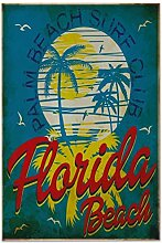 Fliese Kachel Abenteurer Florida Strand Keramik