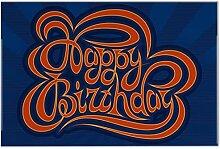 Fliese Kachel Geburtstag Glück Happy Birthday