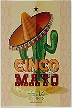Fliese Kachel Nostalgie Motiv Mexiko Keramik