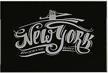 Fliese Kachel Reisen Küche New York Brooklyn