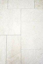 Fliese Marmor Naturstein weiß Fliese Römischer