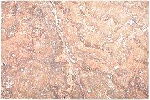 Fliese Naturstein Rosso Antique Travertin für