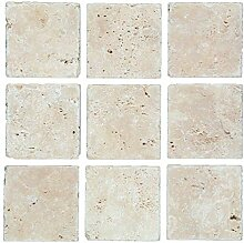 Fliese Travertin Naturstein beige Fliese Chiaro