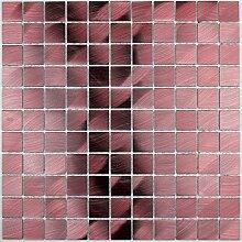Fliese Wand Aluminium ma-uni-mar