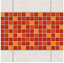 Fliesen Bordüre–Mosaik Fliesen Sunrise